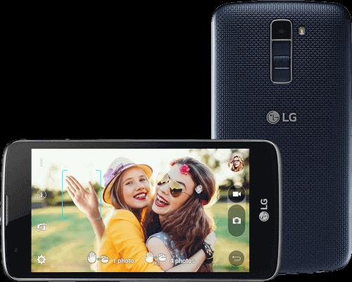 LG K10 LTE im Test - Respektable Leistung für wenig Geld!
