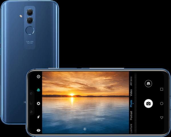 Huawei Mate20 lite – Ein guter Einstige?