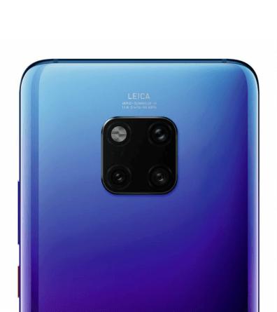 Kameras des Huawei Mate20 Pro