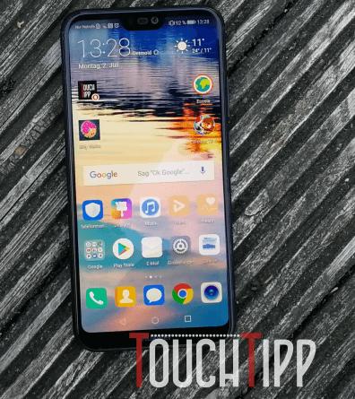 Huawei P20 lite - Vorderseite
