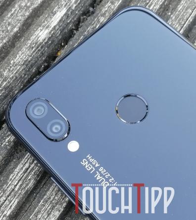 Huawei P20 lite - Rückseite