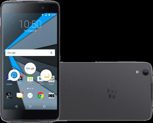 BlackBerry DTEK50 im Test - Eine sichere Sache !
