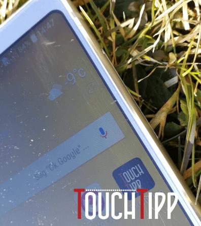 LG G6 - Displayränder