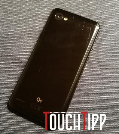 LG Q6 - Rückseite