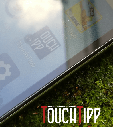 LG Q6 - Displayränder