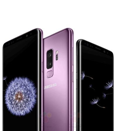 Samsung Galaxy S9 und das Samsung Galaxy S9+