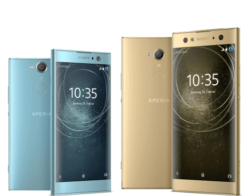 Sony Xperia XA2 und Xperia XA2 Ultra – Premium Mittelklasse